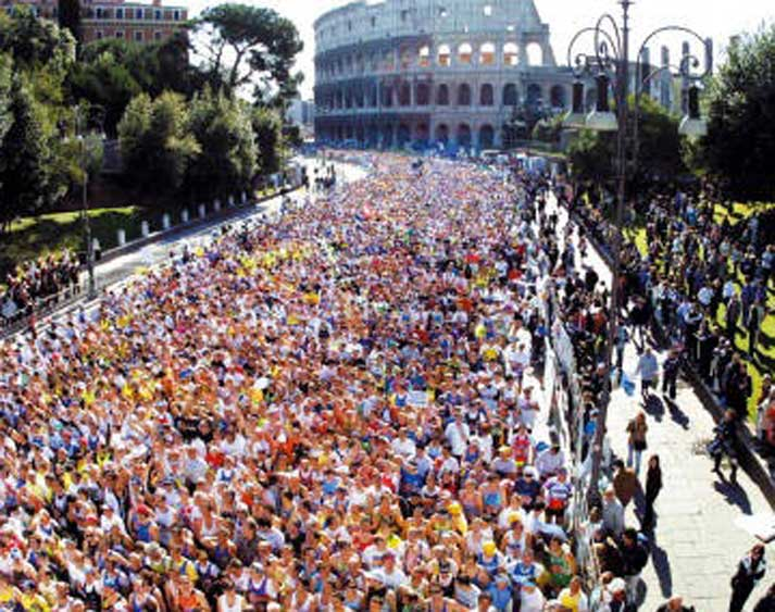 Pontedera Italy  City pictures : Pisa Marathon, Italy | Running Abroad & Locally
